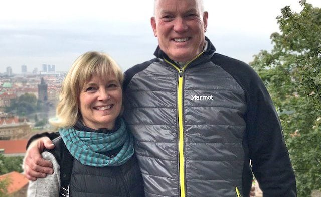 Champions for Youth Janet and Mark McClure