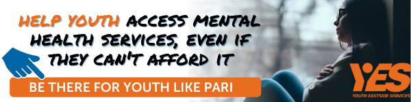 donate to help youth access mental health services