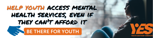 Donate to youth mental health services
