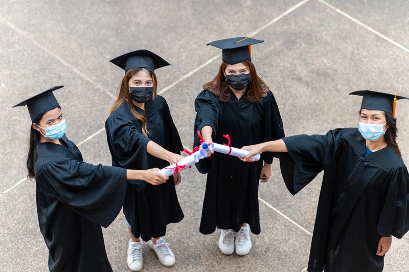 Latino Heat Members Graduate